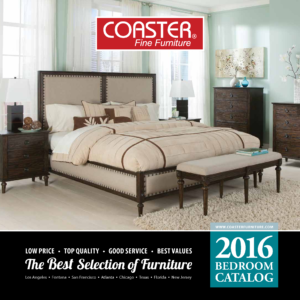 Coaster 2016 Bedroom Catalog