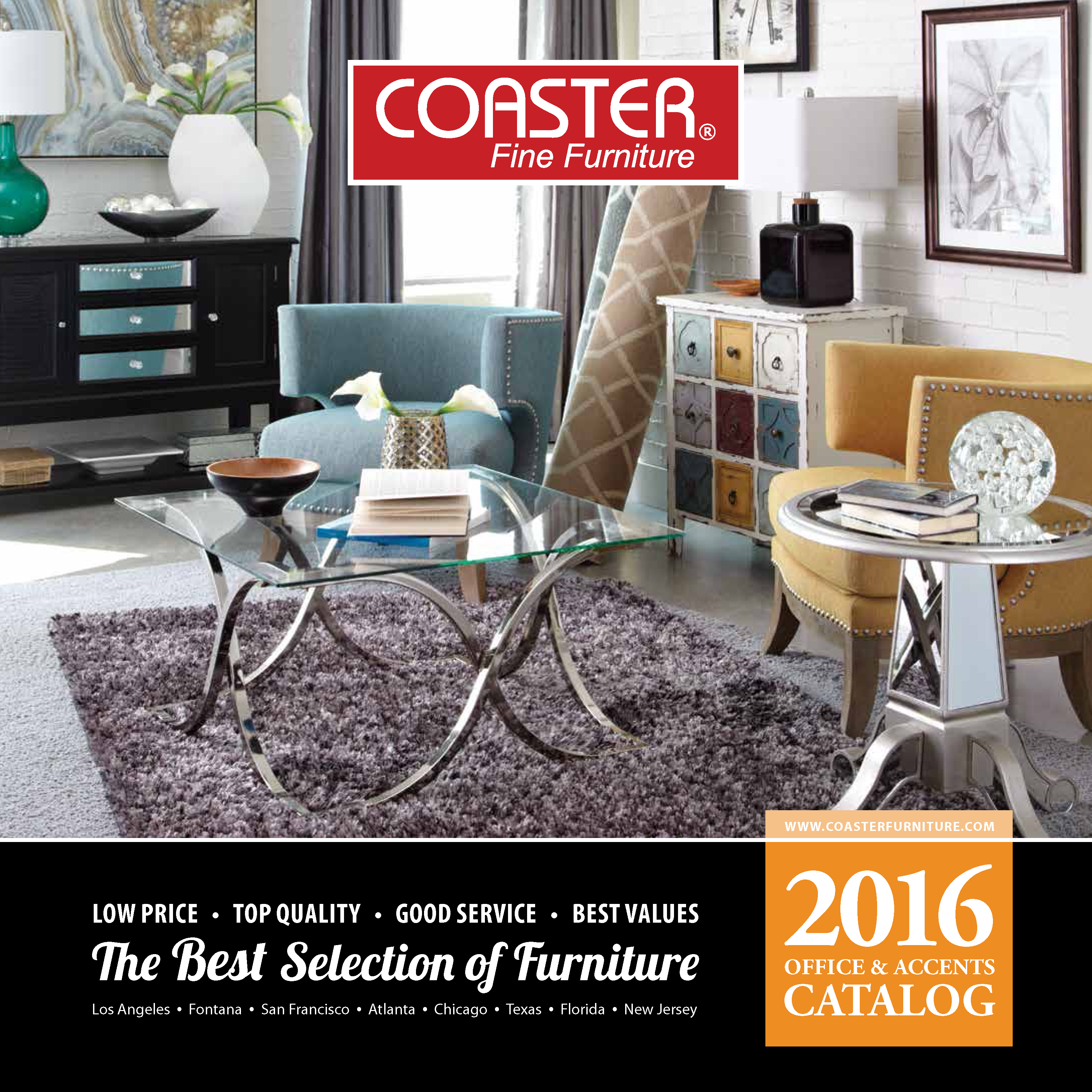Coaster 2016 Office Accents Catalog Lisys Discount Furniture