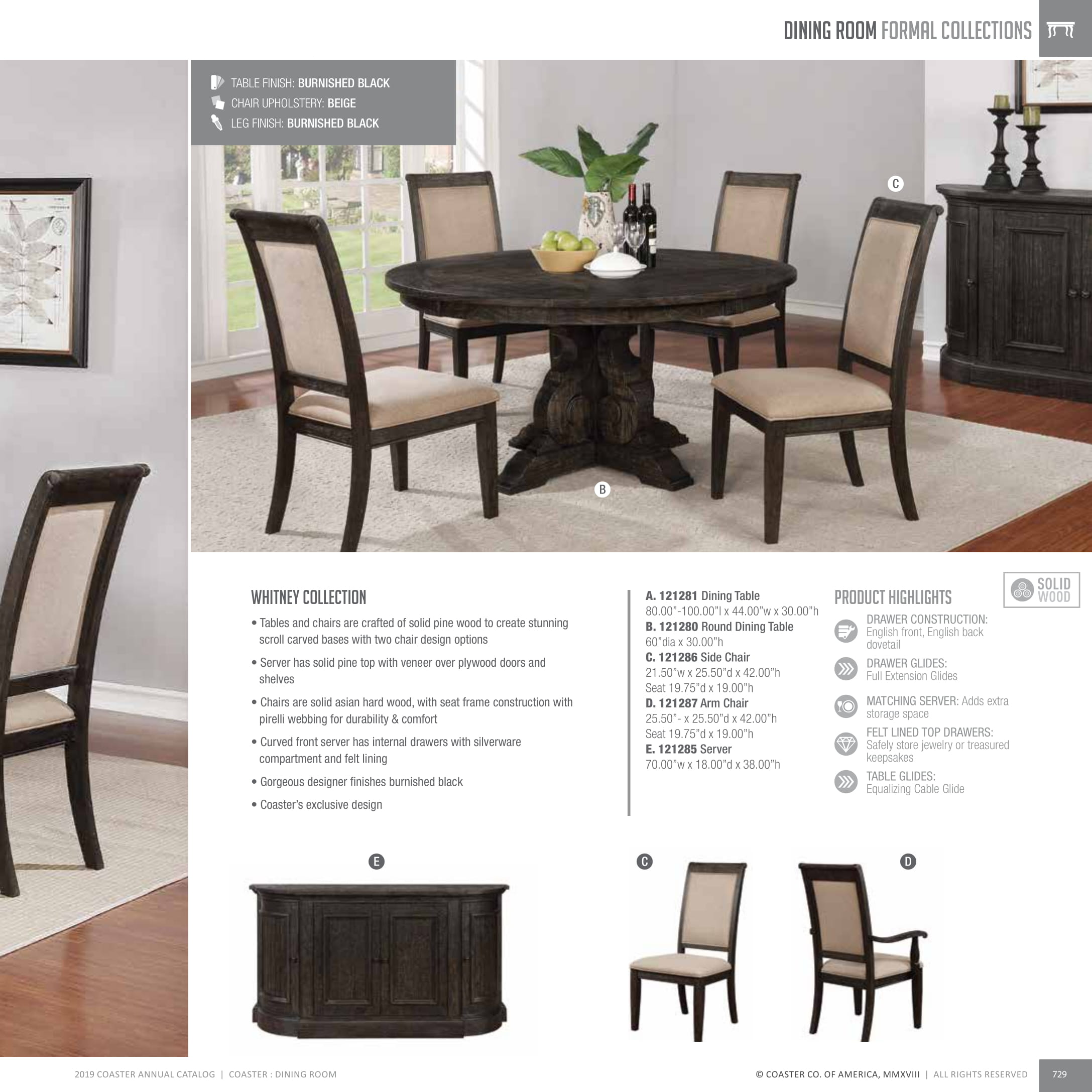 Excellent 2019 Dining Rooms Lisys Discount Furniture Interior Design Ideas Clesiryabchikinfo