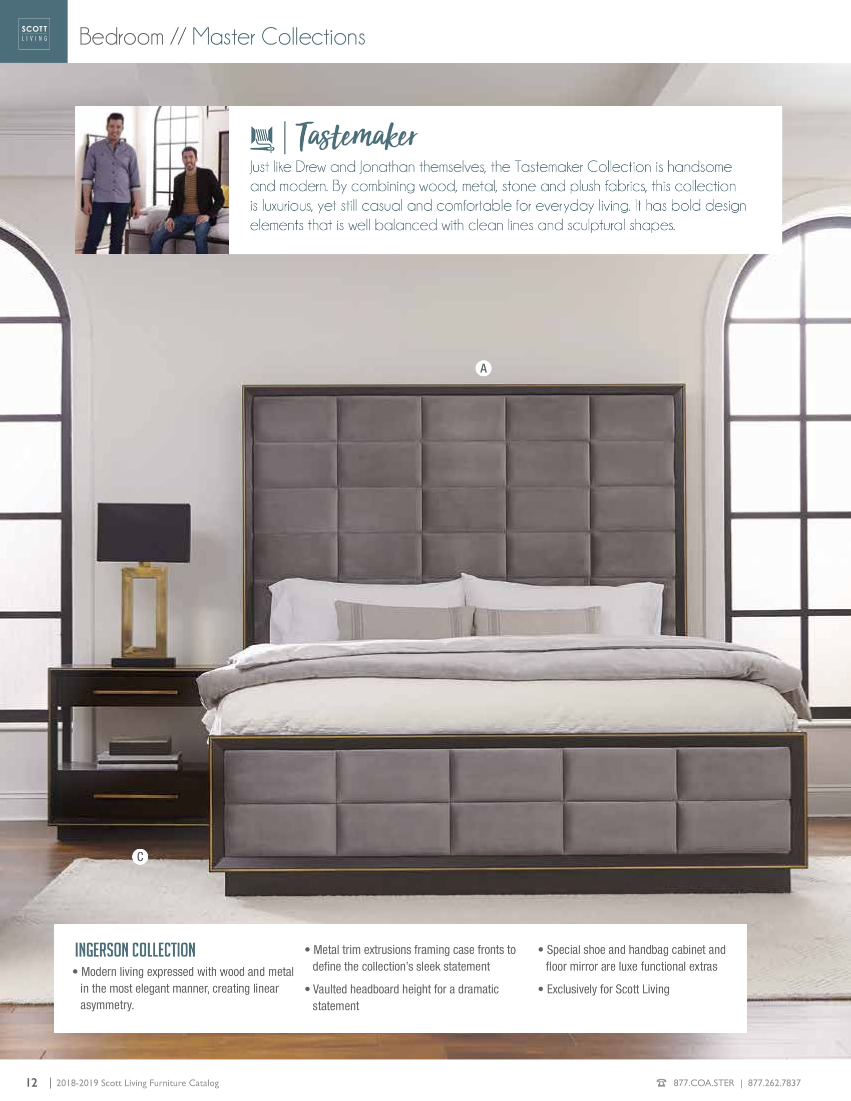 2019 Scott Living Catalog Lisys Discount Furniture