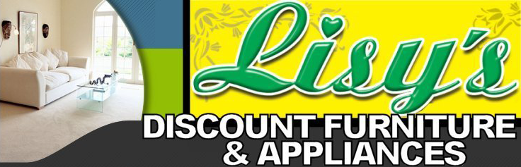 Lisys discount furniture for Affordable furniture logo